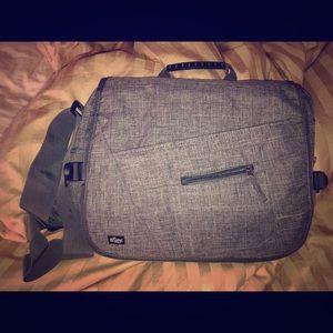 Unisex QIPI messenger bag